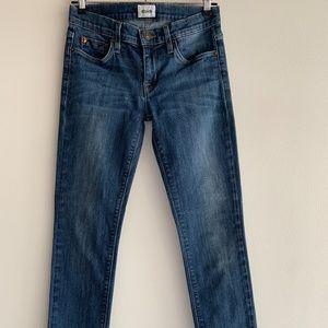 Hudson Skinny Jeans EUC 25